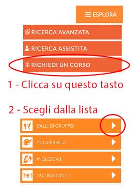 VareseCorsi - Elenco dei corsi